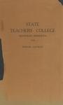 Annual Catalog (1925)