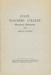 Annual Catalog (1928) by State Teachers College