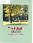 The Bulletin, Undergraduate Catalog 1989-91 (1989) by Moorhead State University