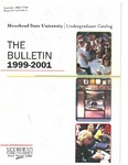 The Bulletin, Undergraduate Catalog 1999-2001 (1999) by Moorhead State University