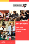 The Bulletin, Undergraduate Catalog 2008-2009 (2008) by Minnesota State University Moorhead