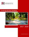 Undergraduate Bulletin, 2017-2018 by Minnesota State University Moorhead