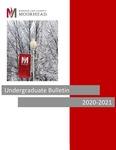 Undergraduate Bulletin, 2020-2021
