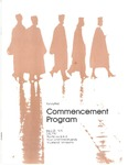 Commencement Program, May (1979)