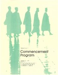 Commencement Program, August (1979)