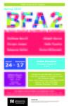 Spring 2020 BFA 2 & Cole Hovind Certifitcate Exhibition