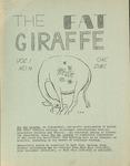 Fat Giraffe, volume 1, number 2 (1969)