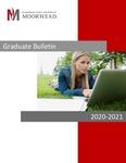 Graduate Bulletin, 2020-2021