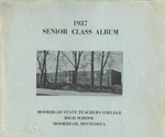 1937 Senior Class Album by Minnie Orud