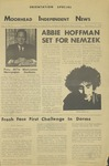 Moorhead Independent News, September 17, 1970 by Moorhead State College