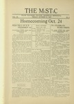 The Mistic, October 16, 1925