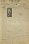 The Mistic, December 7, 1928 by Moorhead State Teachers College