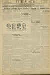 The Mistic, March 1, 1929 by Moorhead State Teachers College