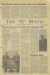 The Mistic, October 25, 1968 by Moorhead State College