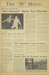 The Mistic, May 5, 1967 by Moorhead State College