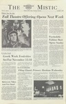 The Mistic, November 3, 1967 by Moorhead State College