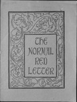 The Normal Red-Letter, volume 1, number 3, May (1900)