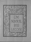 The Normal Red-Letter, volume 2, number 1, October (1900)