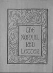 The Normal Red-Letter, volume 2, number 2, November (1900) by Moorhead Normal School