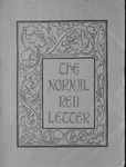 The Normal Red-Letter, volume 2, number 3, December (1900) by Moorhead Normal School