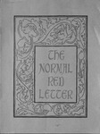 The Normal Red-Letter, volume 2, number 6, March (1901) by Moorhead Normal School