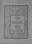 The Normal Red-Letter, volume 2, number 9, June (1901)