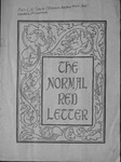 The Normal Red-Letter, volume 3, number 3, December (1901)