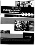 8th Annual Student Academic Conference