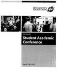 9th Annual Student Academic Conference by Minnesota State University Moorhead