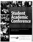 12th Annual Student Academic Conference: Showcasing the Work and Talents of MSUM Students