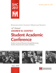 19th Annual Andrew B. Conteh Student Academic Conference
