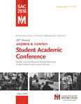 20th Annual Andrew B. Conteh Student Academic Conference by Minnesota State University Moorhead