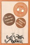 Straw Hat Players programs, 1980 season by Moorhead State University