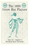 Straw Hat Players programs, 1983 season (1983)