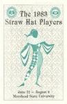 Straw Hat Players programs, 1983 season (1983) by Moorhead State University