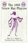 Straw Hat Player programs, 1985 season