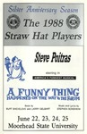 Straw Hat Players programs, 1988 season (1988)