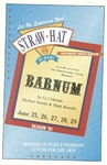 Straw Hat Players programs, 1991 (1991) by Moorhead State University