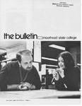 The Bulletin, November (1974) by Moorhead State College