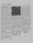 The Bulletin, volume 77, number 7, June (1977) by Moorhead State University