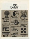 The Bulletin, April (1974)