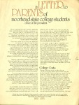 The Bulletin, volume 75, number 2, May (1975) by Moorhead State College