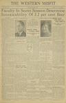 The Western Misfit, April 1, 1933
