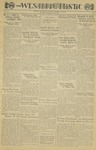 The Western Mistic, October 14, 1932 by Moorhead State Teachers College