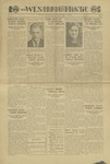 The Western Mistic, December 2, 1932 by Moorhead State Teachers College