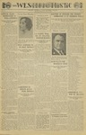 The Western Mistic, February 24, 1933 by Moorhead State Teachers College