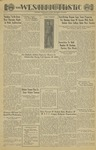 The Western Mistic, December 8, 1933 by Moorhead State Teachers College