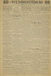 The Western Mistic, December 7, 1934 by Moorhead State Teachers College
