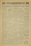 The Western Mistic, November 20, 1936 by Moorhead State Teachers College
