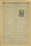 The Western Mistic, January 15, 1937 by Moorhead State Teachers College